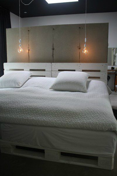 Diy Betten  DIY Betten aus Europaletten Möbel