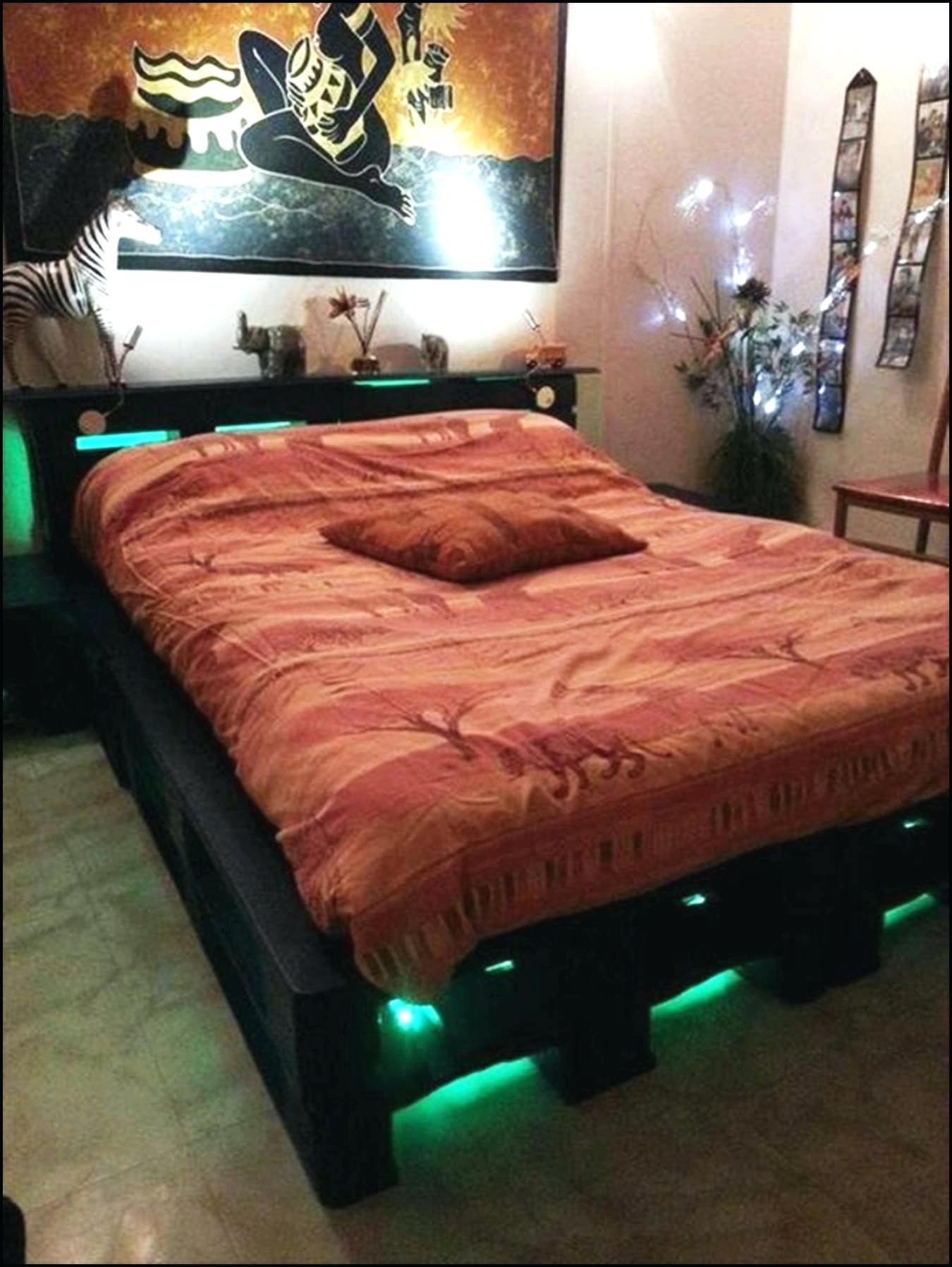 Diy Betten  Betten Aus Paletten Diy Bett Europaletten Einfach