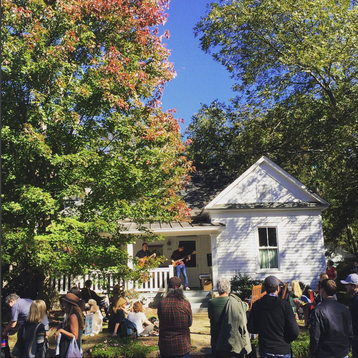 Diy Community  Porchfest Your Guide to a DIY munity Building Good