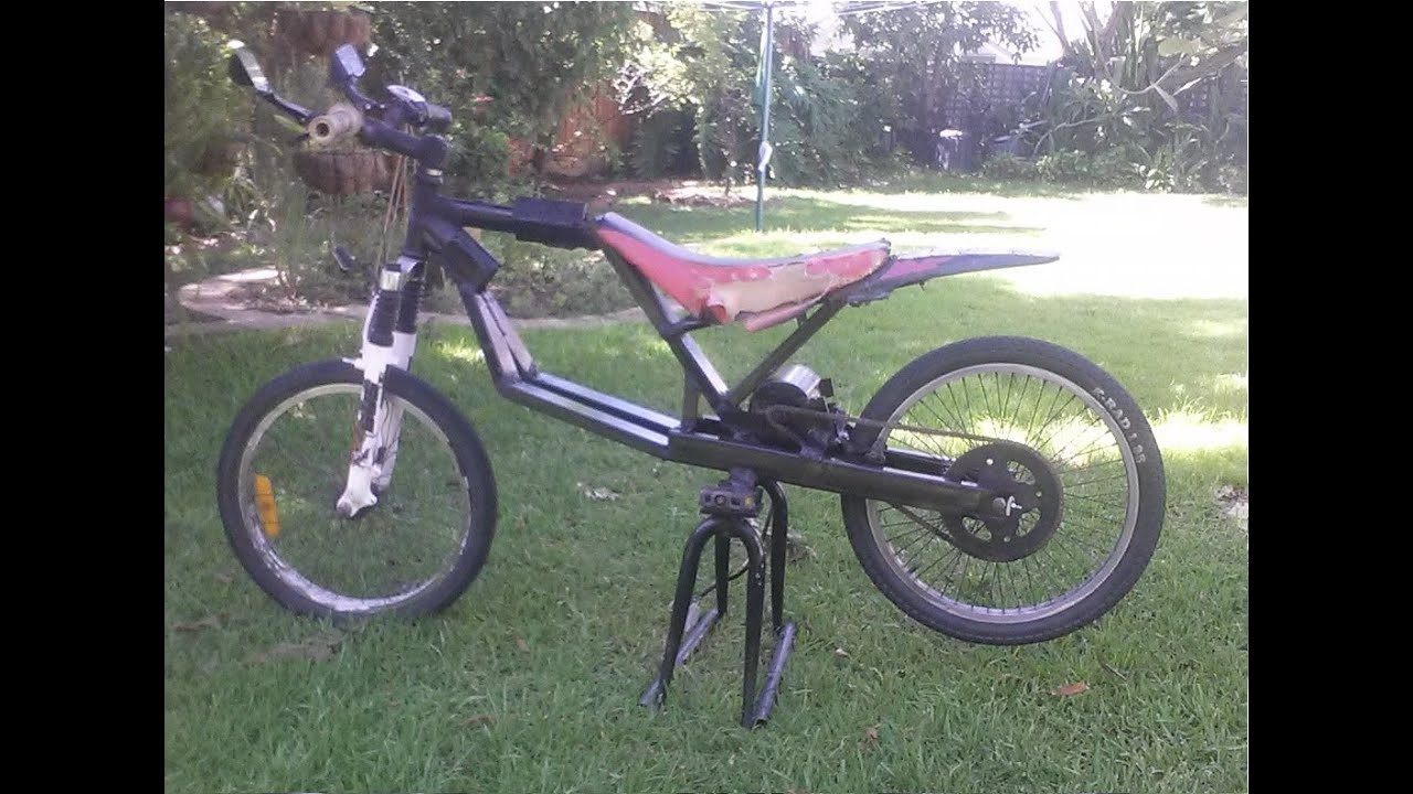 Diy Ebike  DIY 48v 1500w mid drive e bike Fast