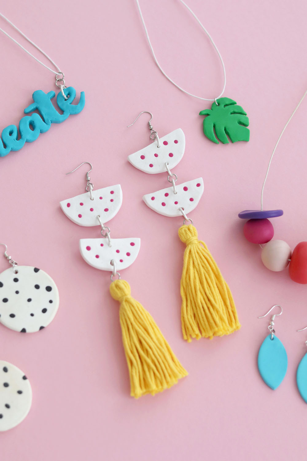 Diy Fimo  Luloveshandmade Crafts colors & everyday life happiness