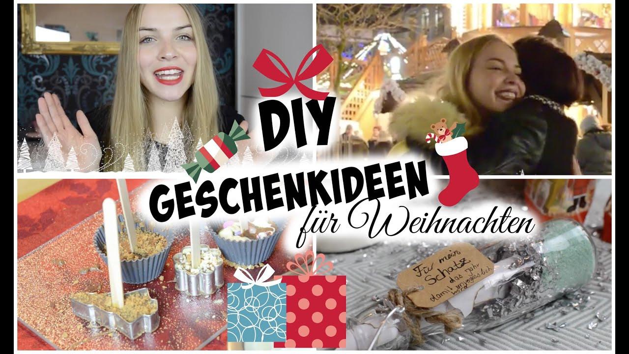 Diy Geschenkideen Weihnachten  DIY GESCHENKIDEEN für Weihnachten PATRIZIA PALME