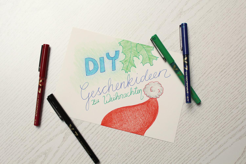 Diy Geschenkideen Weihnachten  DIY Geschenkideen zu Weihnachten Letters & Beads