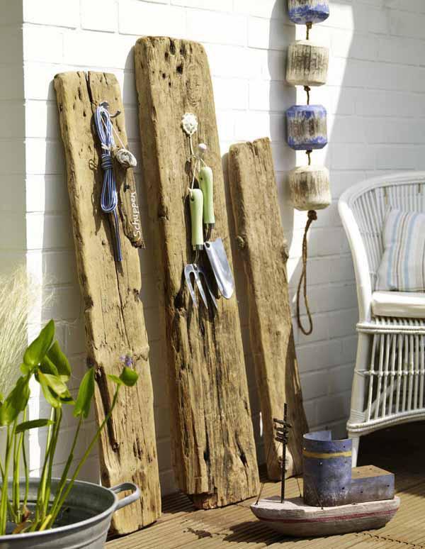 Diy Holz Deko  So natürlich DIY Ideen aus Holz