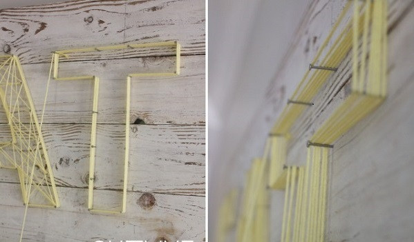 Diy Holz Deko  DIY Deko Ideen aus wiedergewonnenem Holz