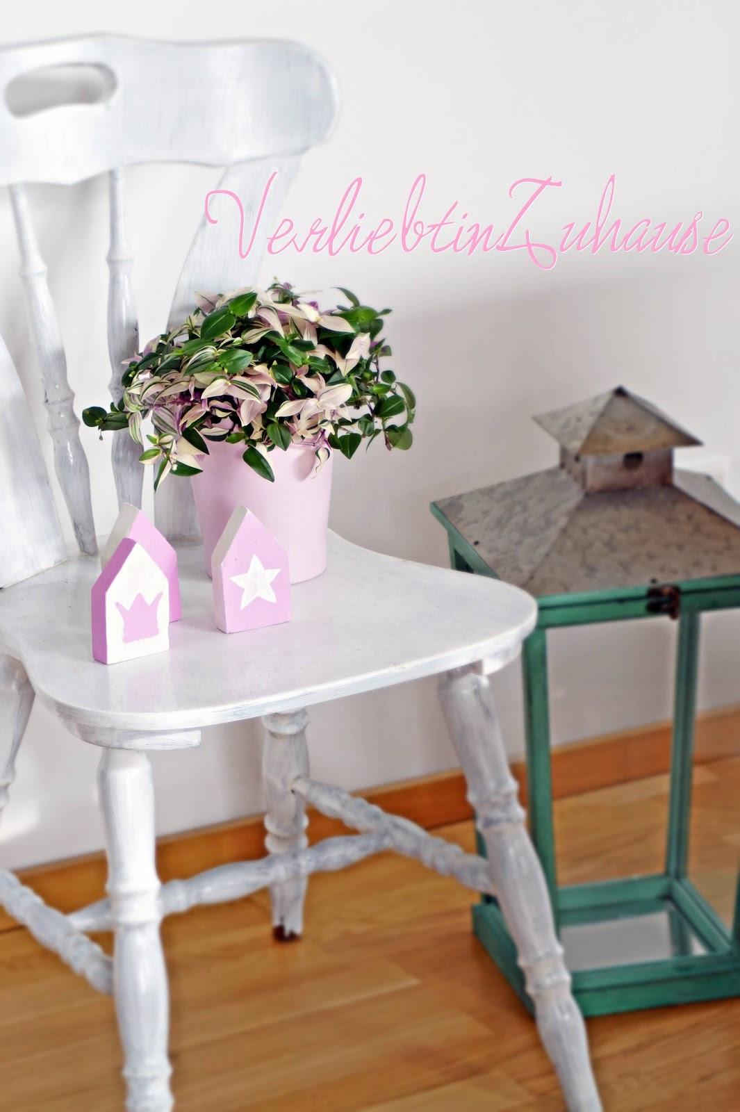 Diy Holz Deko  Verliebt in Zuhause ♥ Deko Haus aus Holz DIY