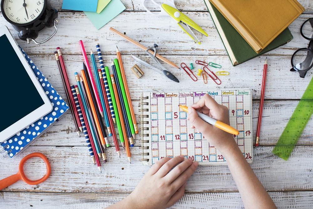 Diy Kalender Gestalten  DIY Kalender 5 tolle Ideen zum Selber Basteln mit Anleitung