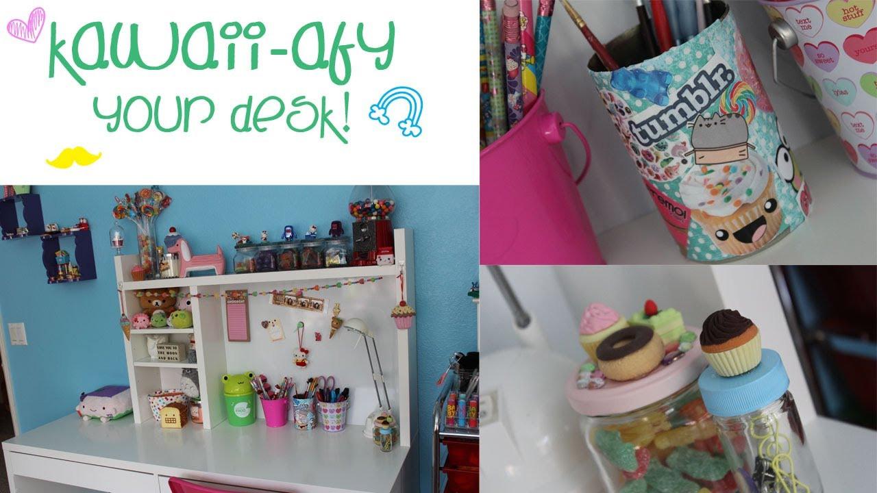 Diy Kawaii  DIY Kawaii afy Your Desk