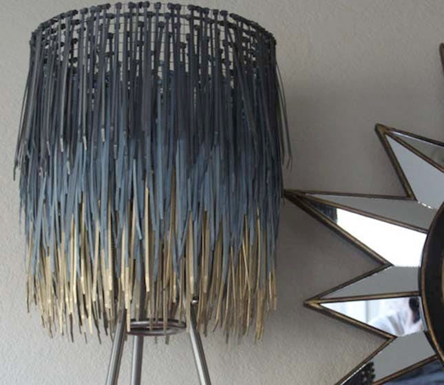 Diy Lampshade  30 DIY Lampshades That Will Light Up Your Life