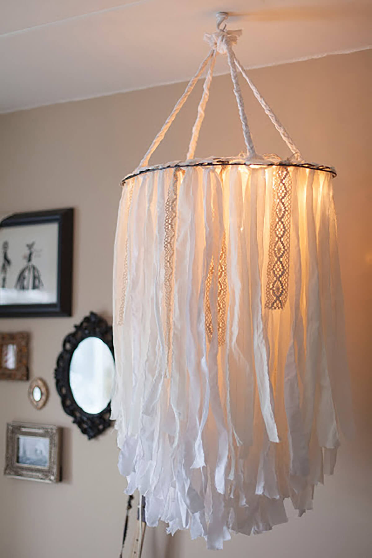 Diy Lampshade  34 Best DIY Lamp and Lamp Shade Ideas and Designs for 2019