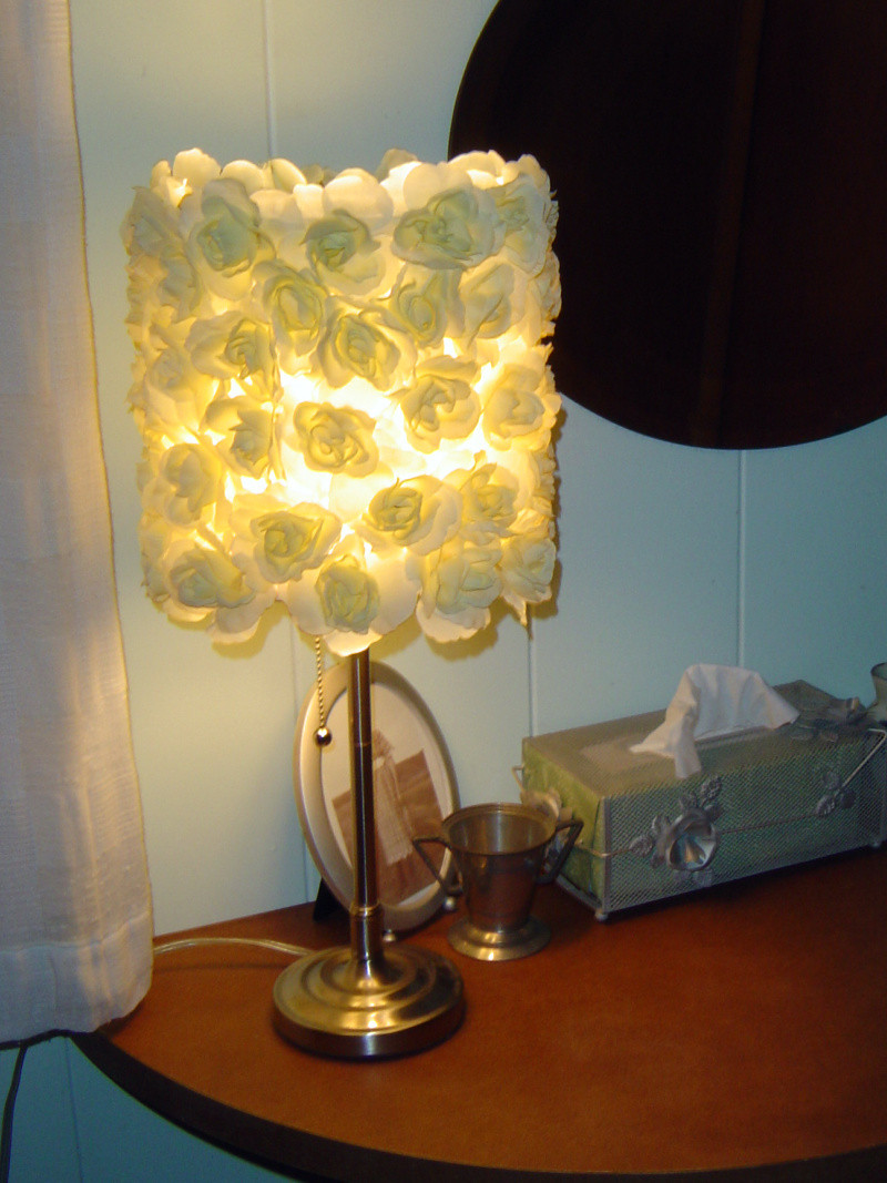 Diy Lampshade  Knockoff Lampshade DIY