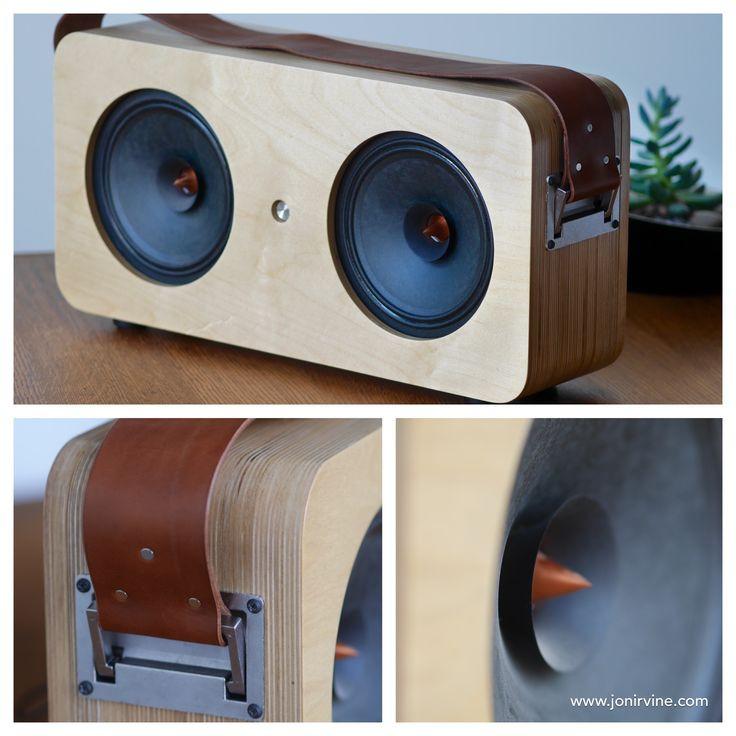 Diy Lautsprecher  Die besten 25 diy bluetooth Lautsprecher Ideen auf
