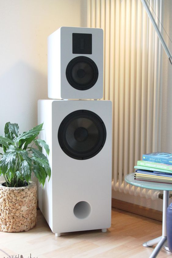 Diy Lautsprecher  Lautsprecher Selbstbau Eton Duetta ER4 und Etonkombi