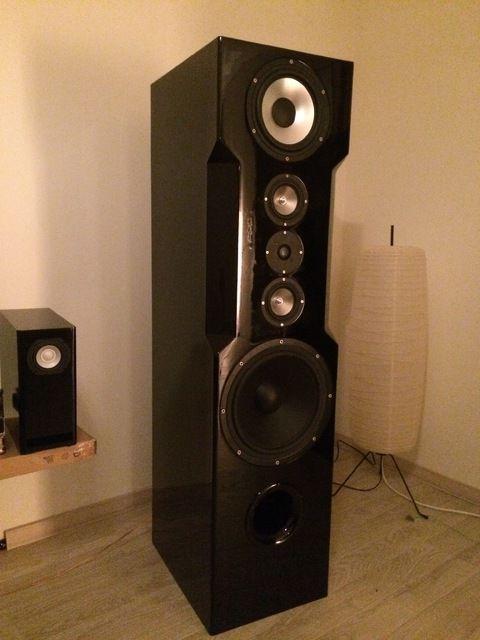 Diy Lautsprecher  V MAXX 2 aus HH DIY Lautsprecher