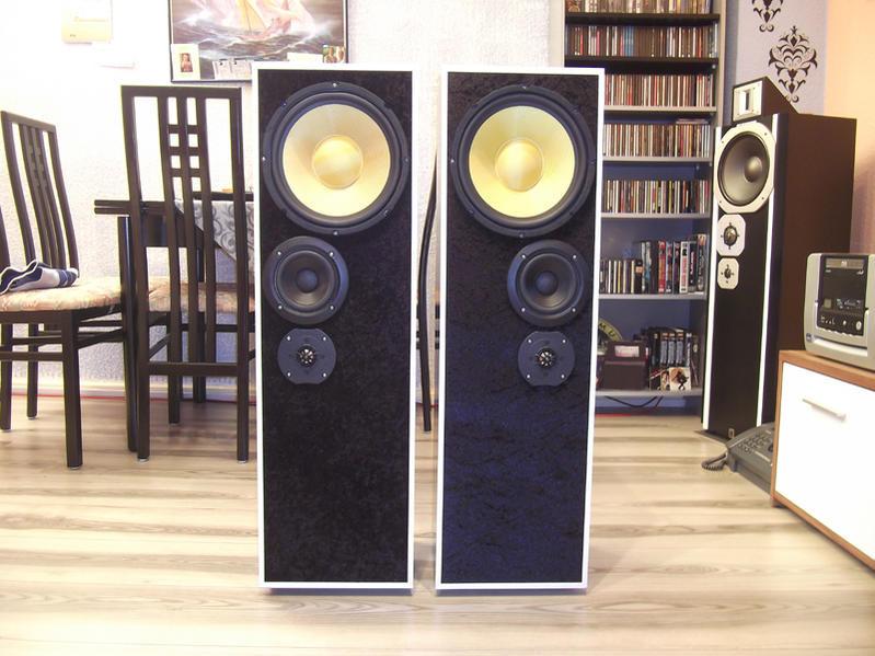 Diy Lautsprecher  Bild 53 von 60 aus dem Album DIY Projekte 03