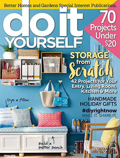 Diy Magazin  Subscribe to Do It Yourself Magazine