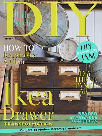 Diy Magazin  DIY Lifestyle Magazine Feature…and freebie