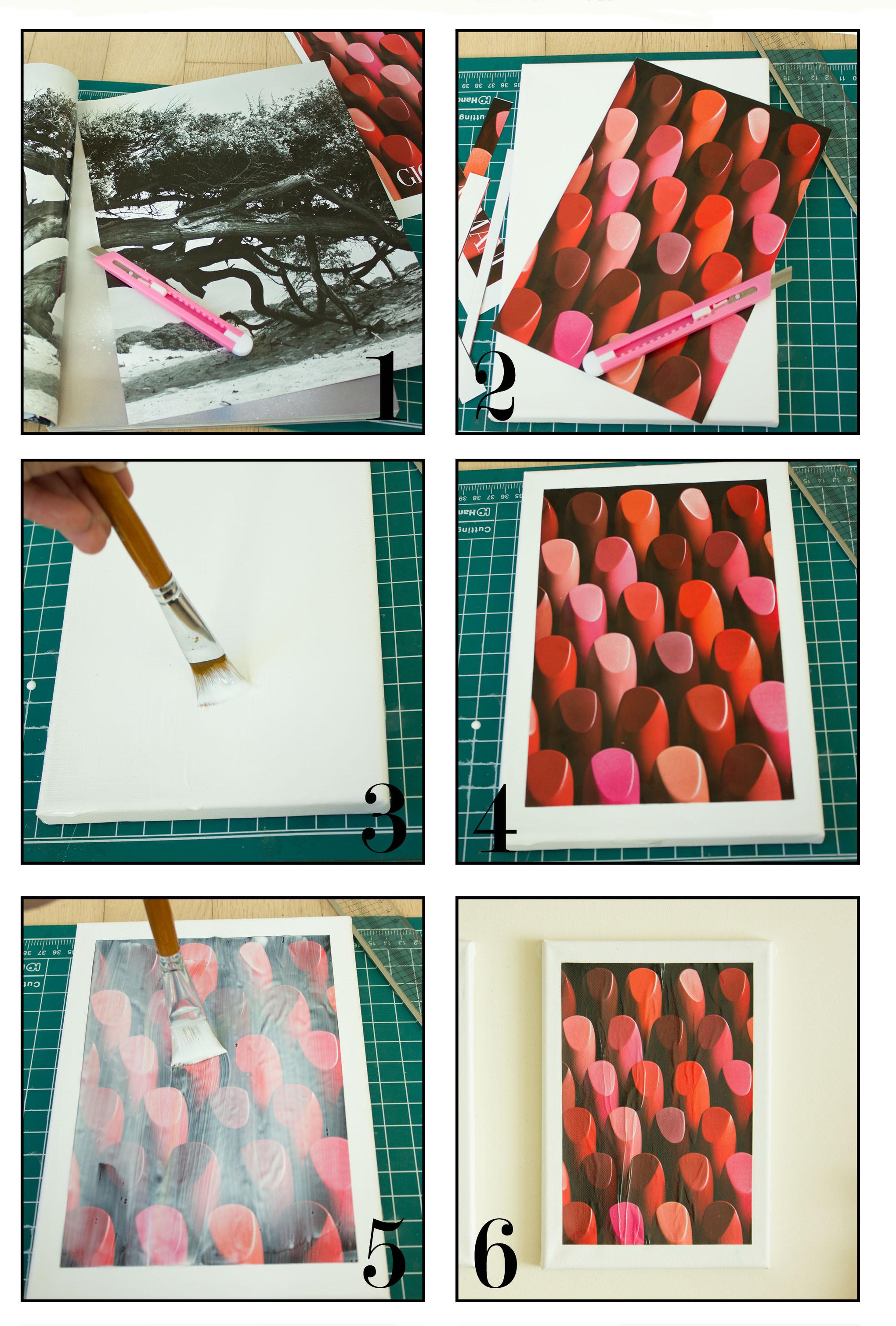 Diy Magazin  DIY Magazine Art