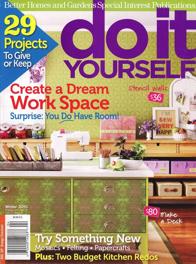 Diy Magazin  Do It Yourself Magazine Media Kit Ostseesuche