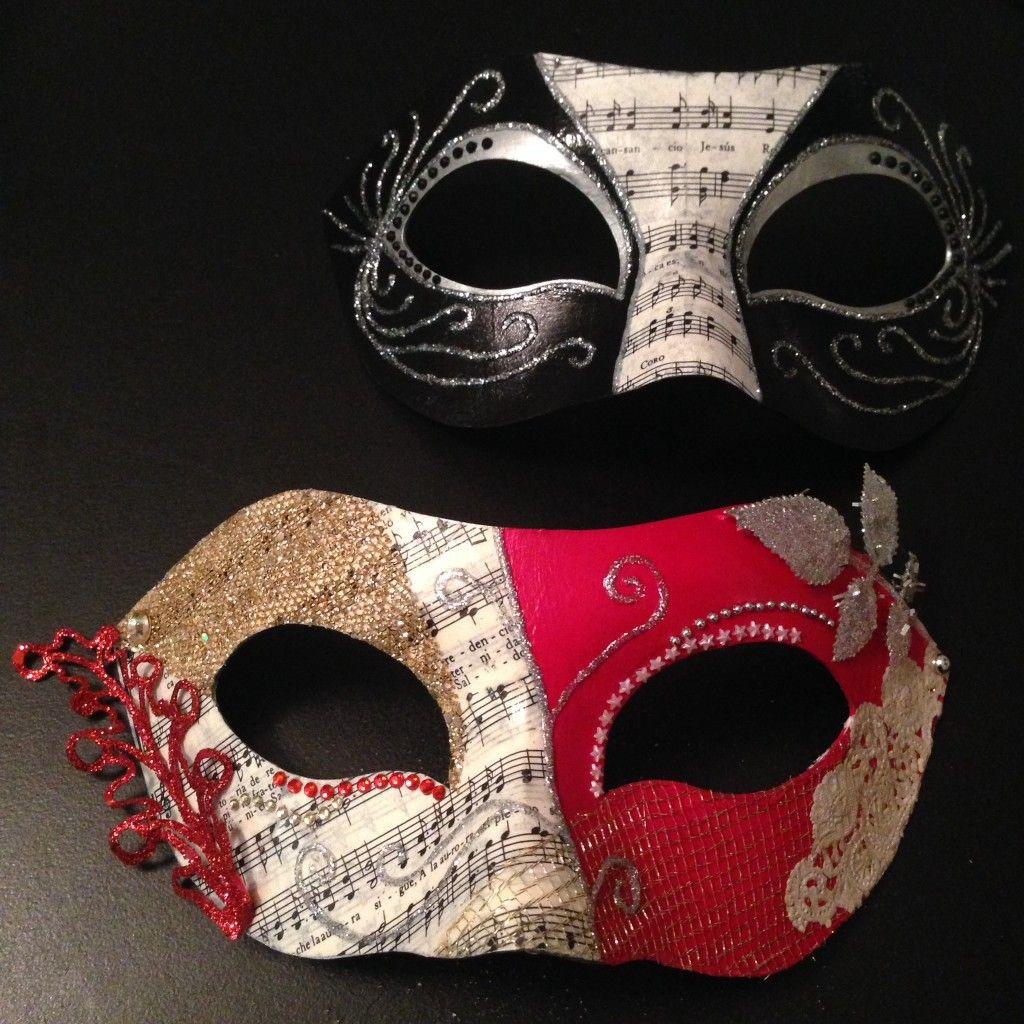 Diy Maske  DIY Masquerade Masks by Circle City Creations