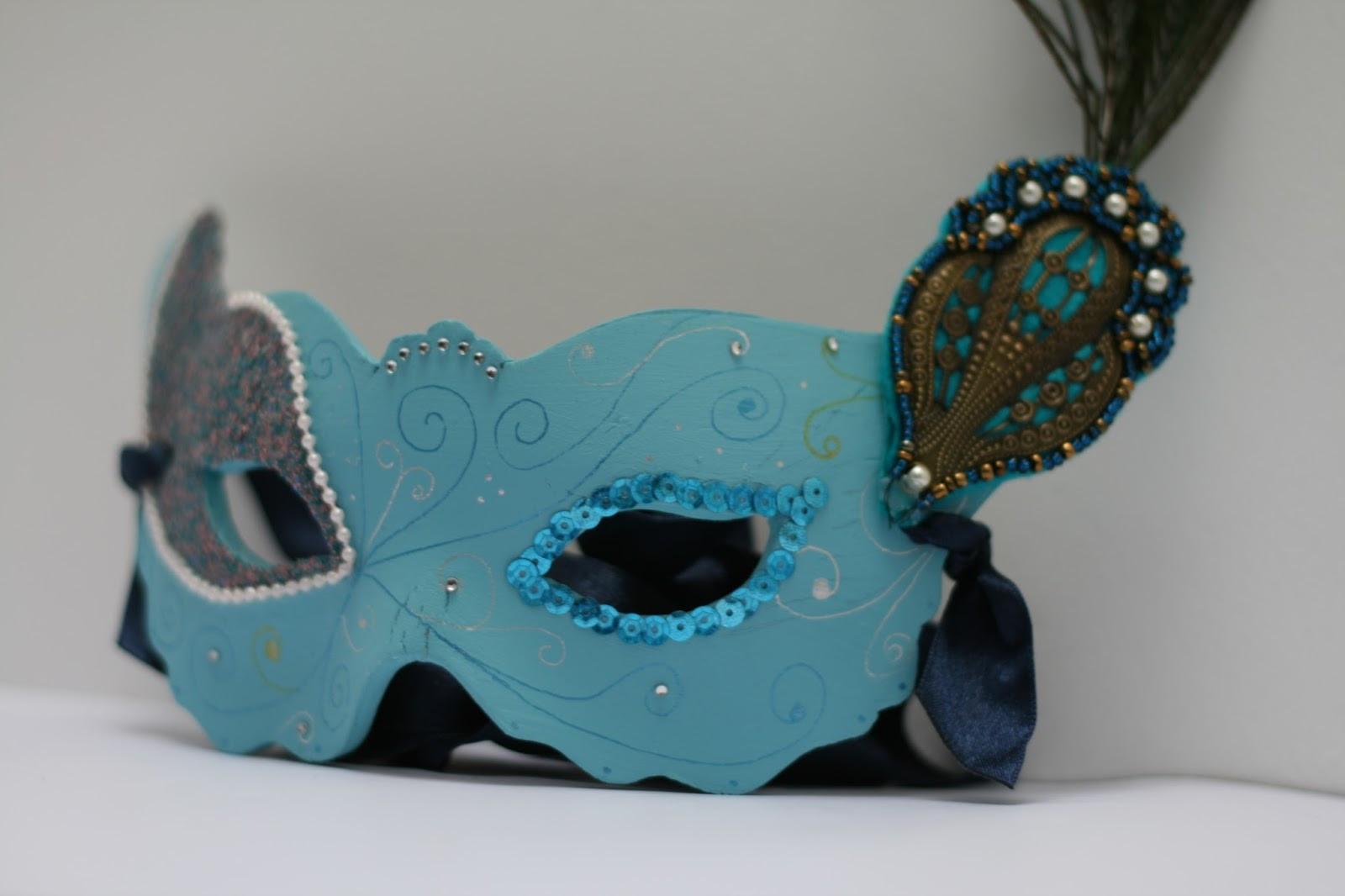 Diy Maske  Masquerade Mask DIY Oh Gosh