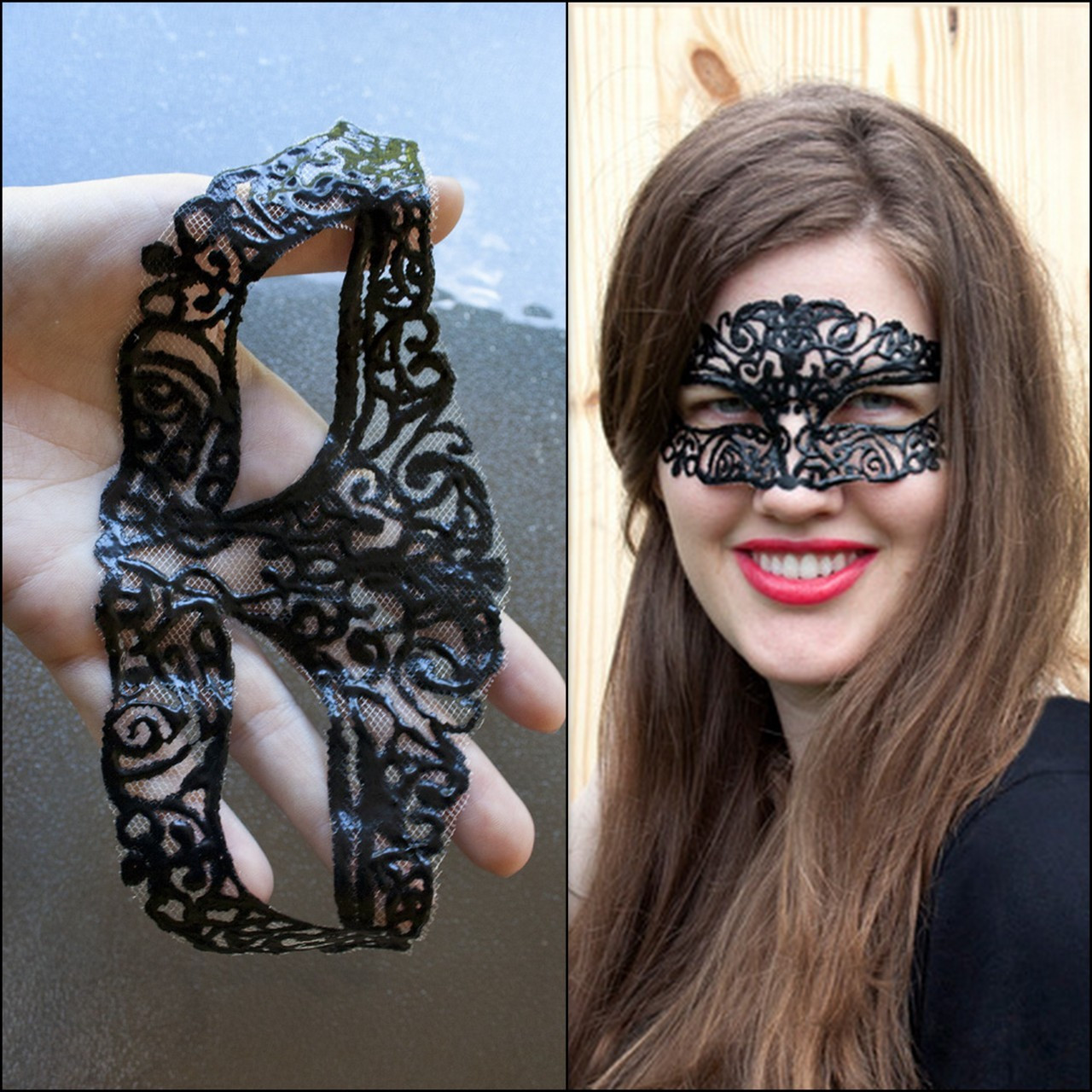 Diy Maske  True Blue Me & You DIYs for Creatives • DIY Masquerade