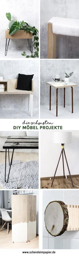 Diy Möbel Blog  DIY Möbel & Wohnaccessoires