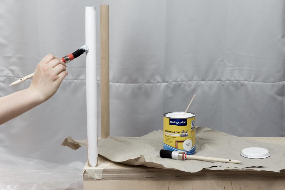 Diy Möbel Blog  schereleimpapier DIY Blog Berlin Möbel Sitzbank selber