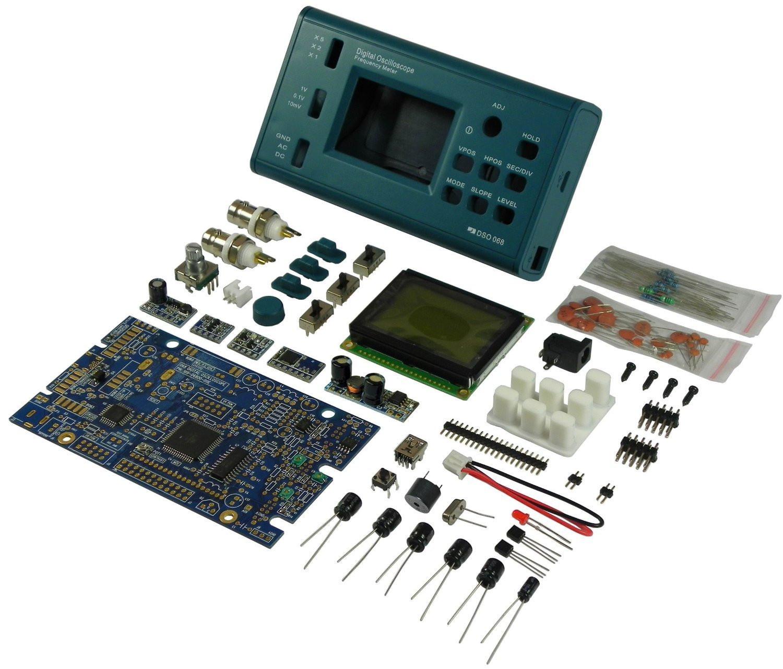 Diy Oscilloscope  10 Best DIY Oscilloscope Kits