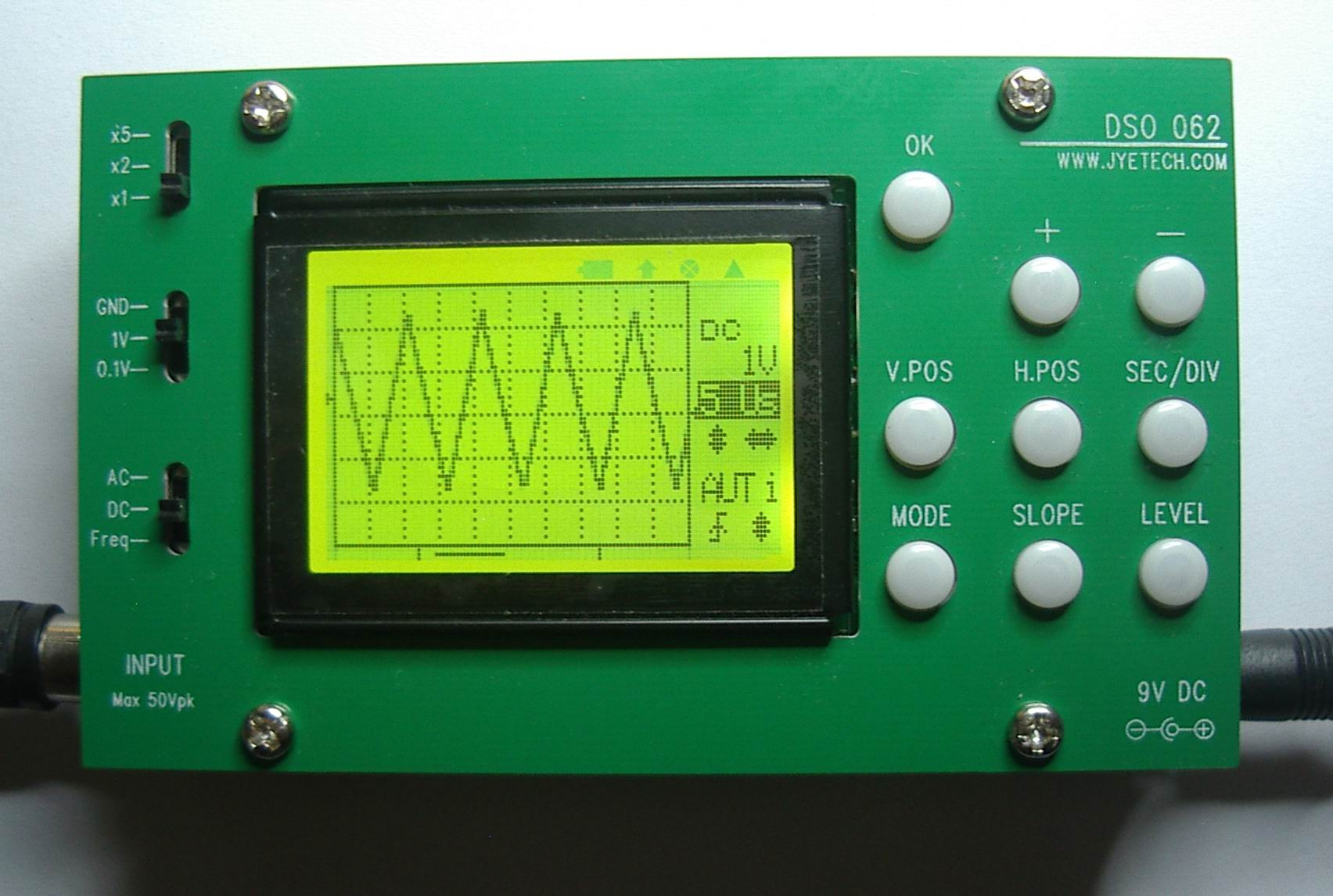 Diy Oscilloscope  JYE Tech DIY Oscilloscopes DIY Kits for Hobbyists