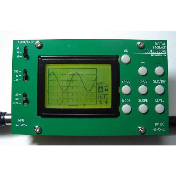 Diy Oscilloscope  Digital Oscilloscope DIY Kit