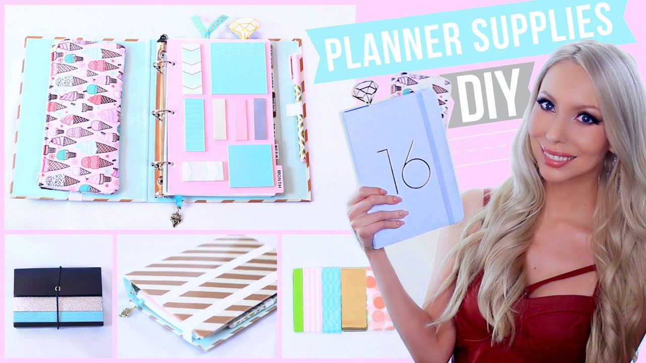 Diy Planner  DIY Planner Supplies