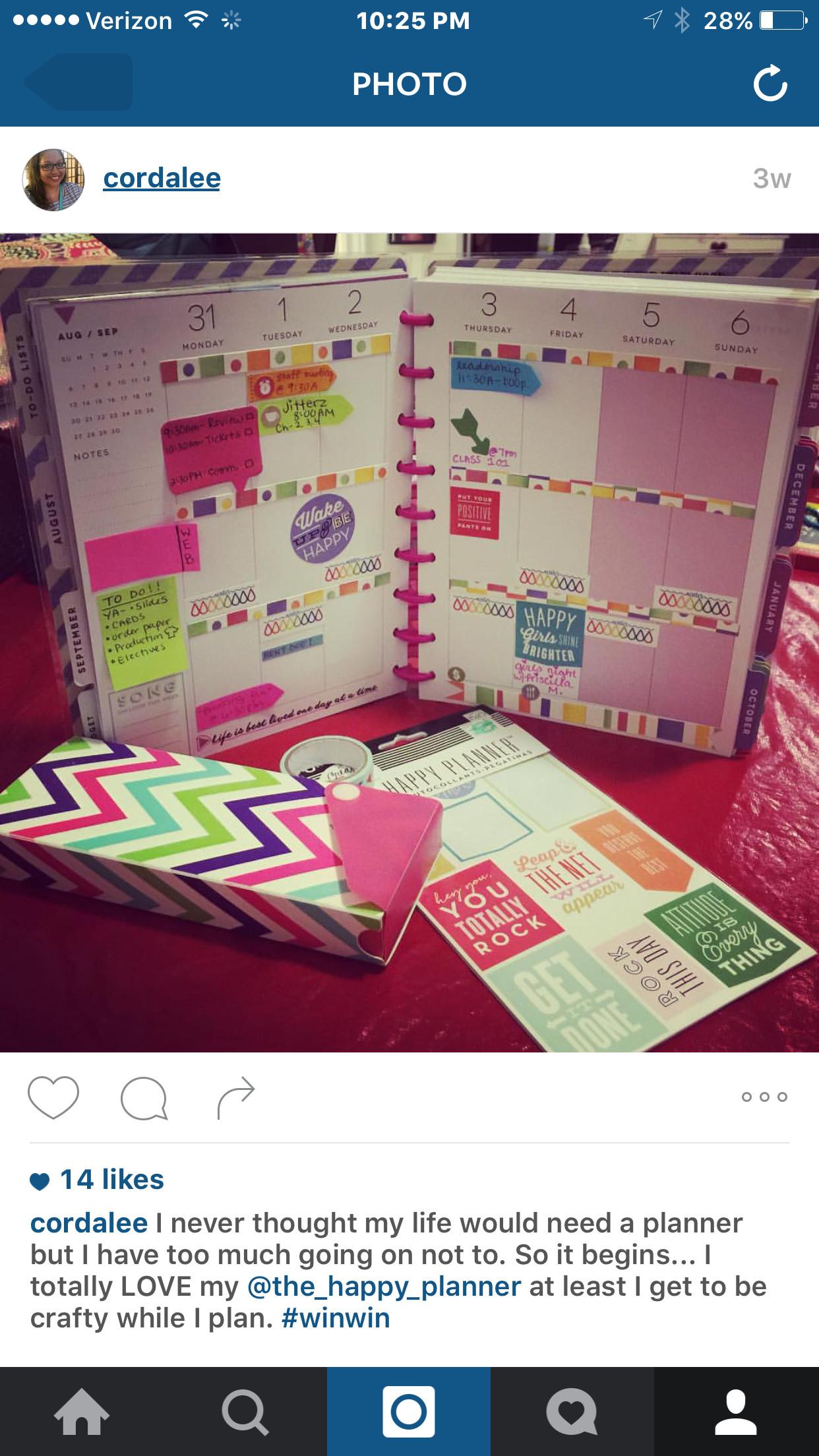 Diy Planner  DIY Pocket Folders for The Happy Planner in under 10