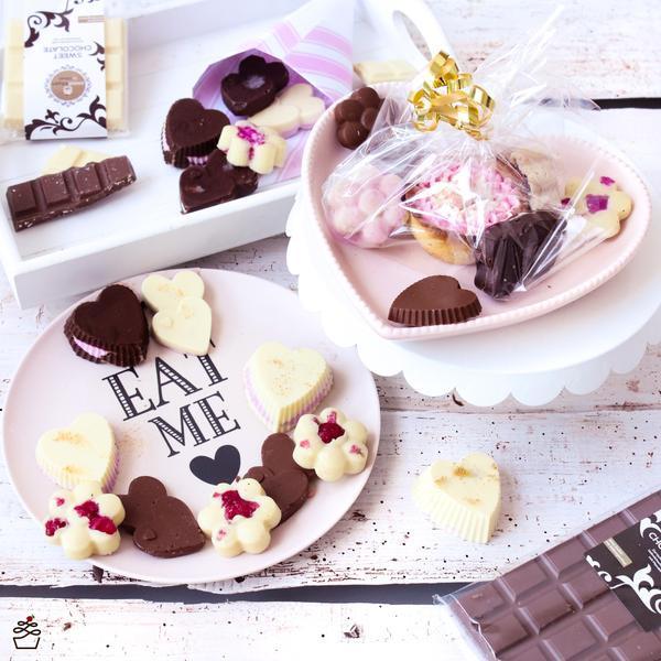 Diy Pralinen  DIY Pralinen gesund & zuckerfrei Sweet Kitcen