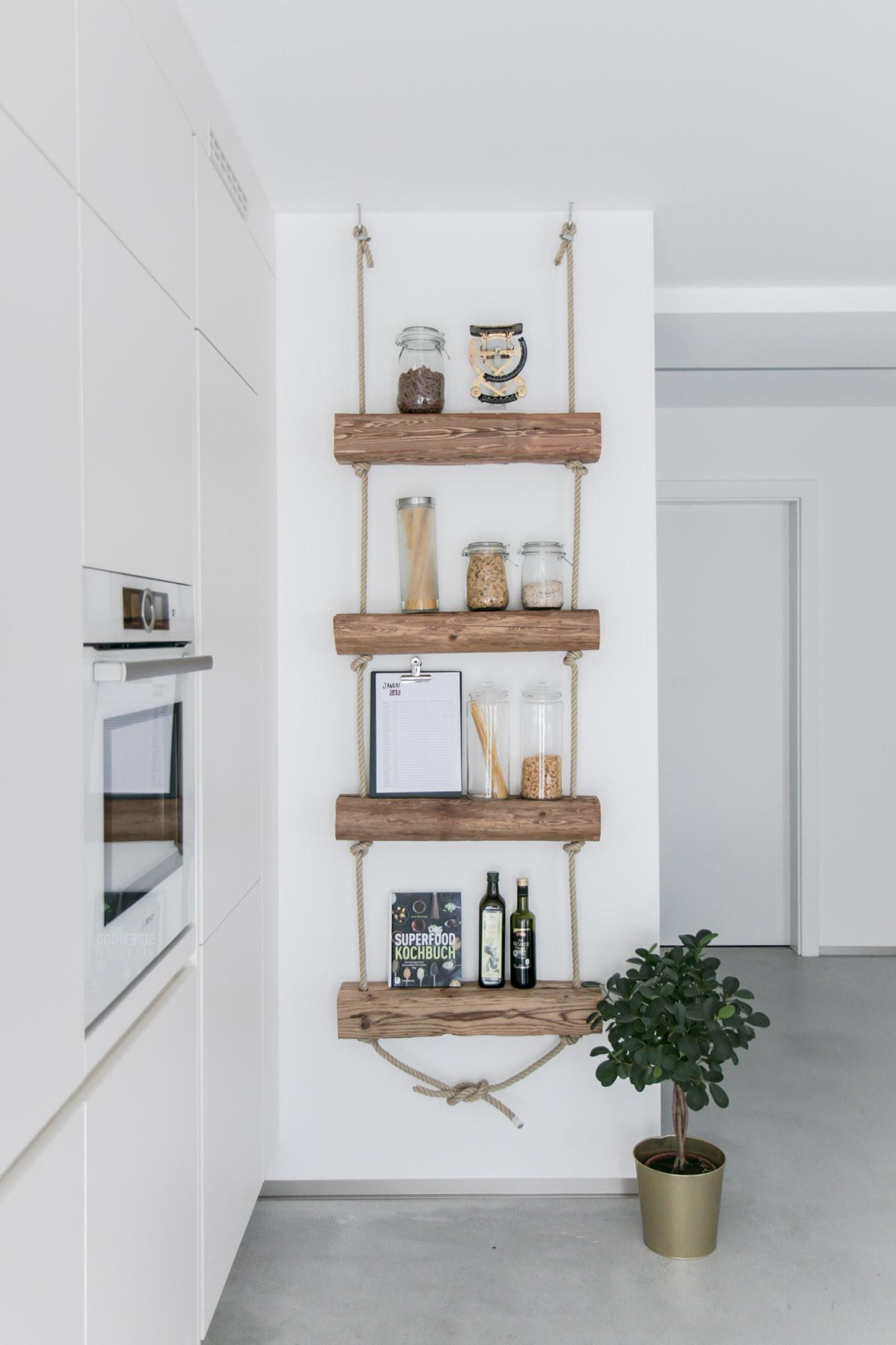 Diy Regale  DIY Regal Regal aus Altholz zum Selbermachen mit Anleitung