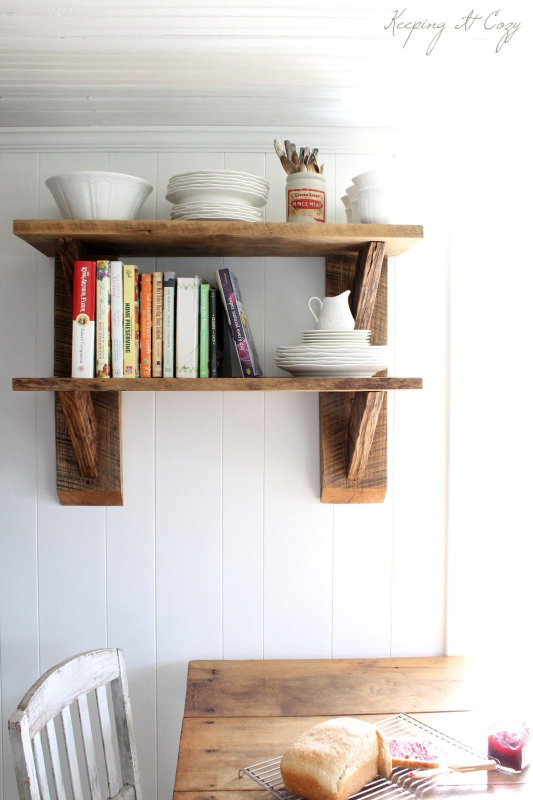 Diy Shelf  60 Ways To Make DIY Shelves A Part Your Home s Décor