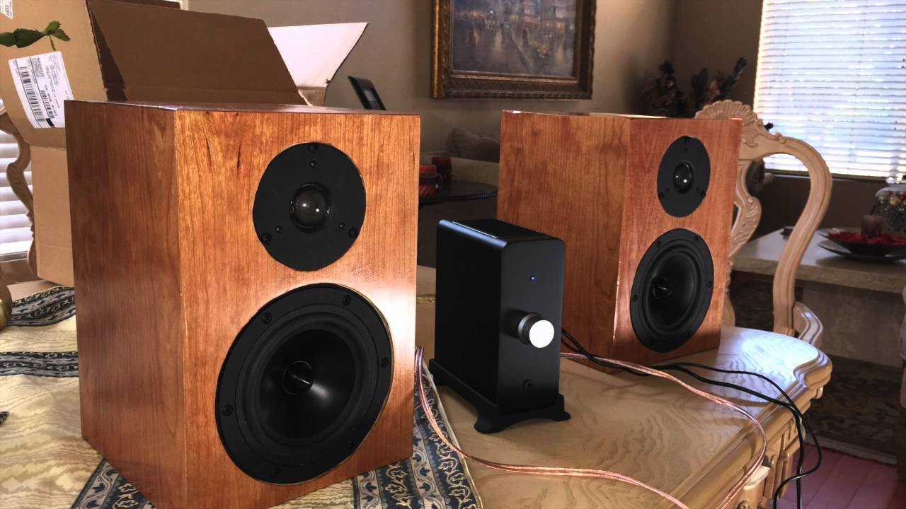 Diy Speaker  DIY Book Shelf Speakers