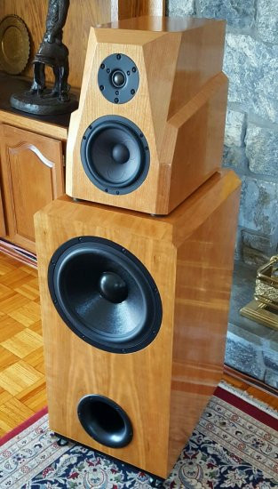 Diy Speaker  DIY Speakers With Odyssey Dual Mono Stratos Tempest