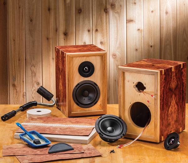 Diy Speaker  Make Your Own Home Stereo Speakers with Rockler DIY