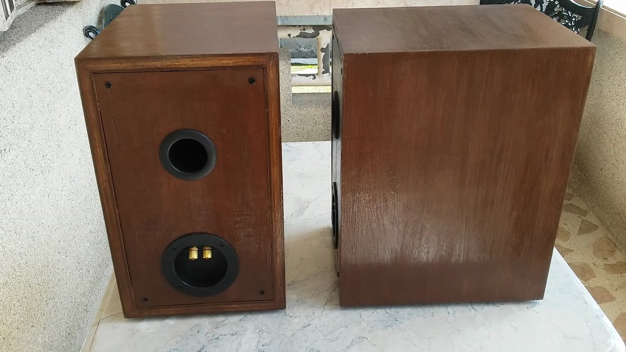 Diy Speakers  How to Build the Best DIY Bookshelf Speakers