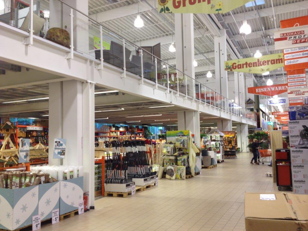 Diy Store  DIY stores Fischer Lagertechnik