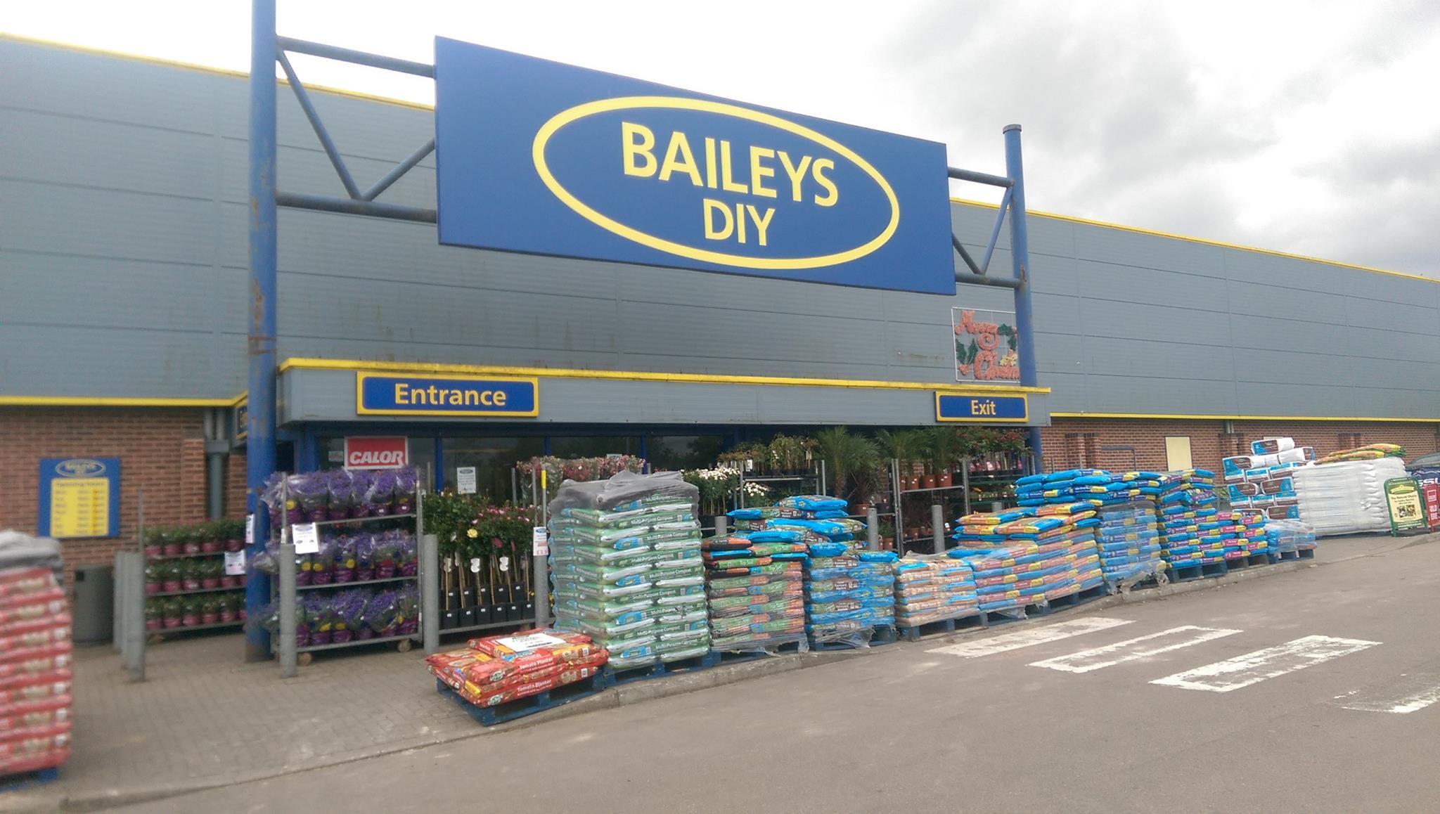 Diy Store  Baileys Ross Wye & Abergavenny