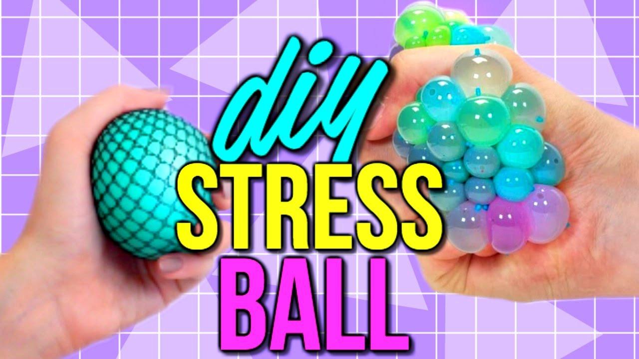 Diy Stress Ball  DIY Squishy Stress Ball
