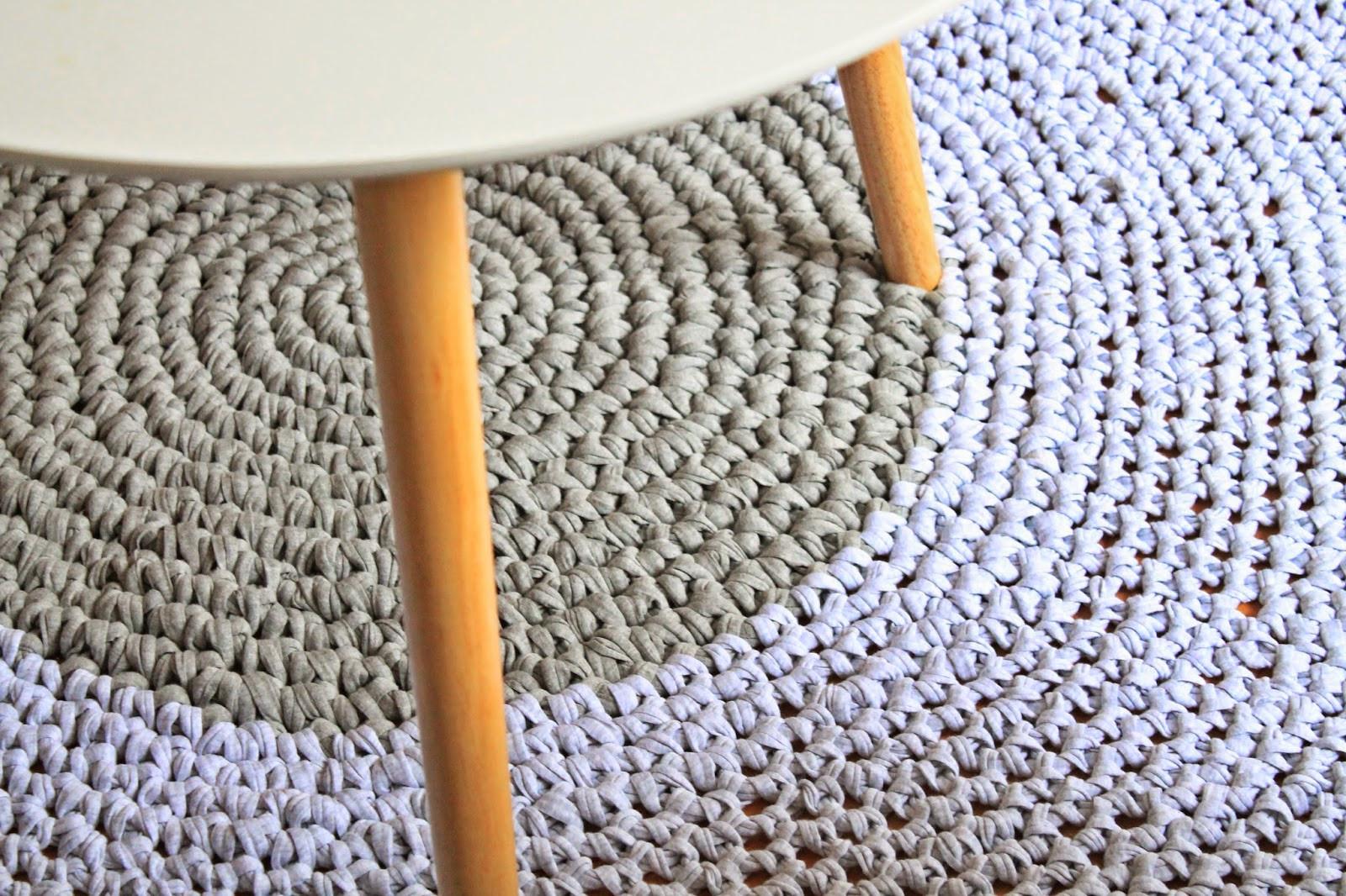 Diy Teppich  gesa k Ein Teppich für das Wohnzimmer [DIY]