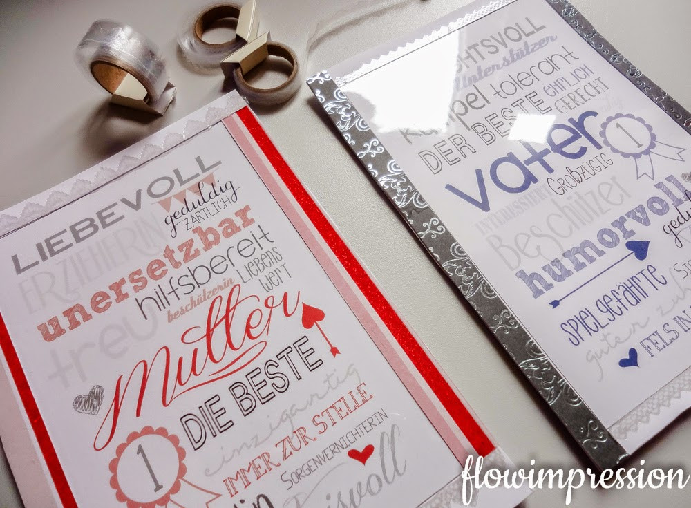 Diy Vatertagsgeschenk  finding Flow Beauty Lifestyle and Creativity