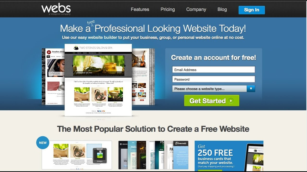 Diy Websitebuilder  How to build a free website for beginners WEBSITE DESIGN