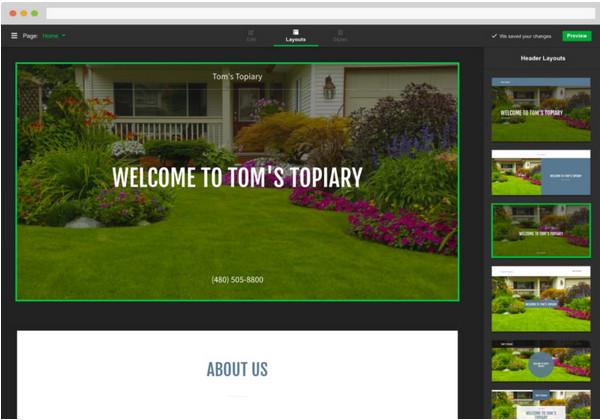 Diy Websitebuilder  Launch of GoCentral GoDaddy's new DIY Website Builder