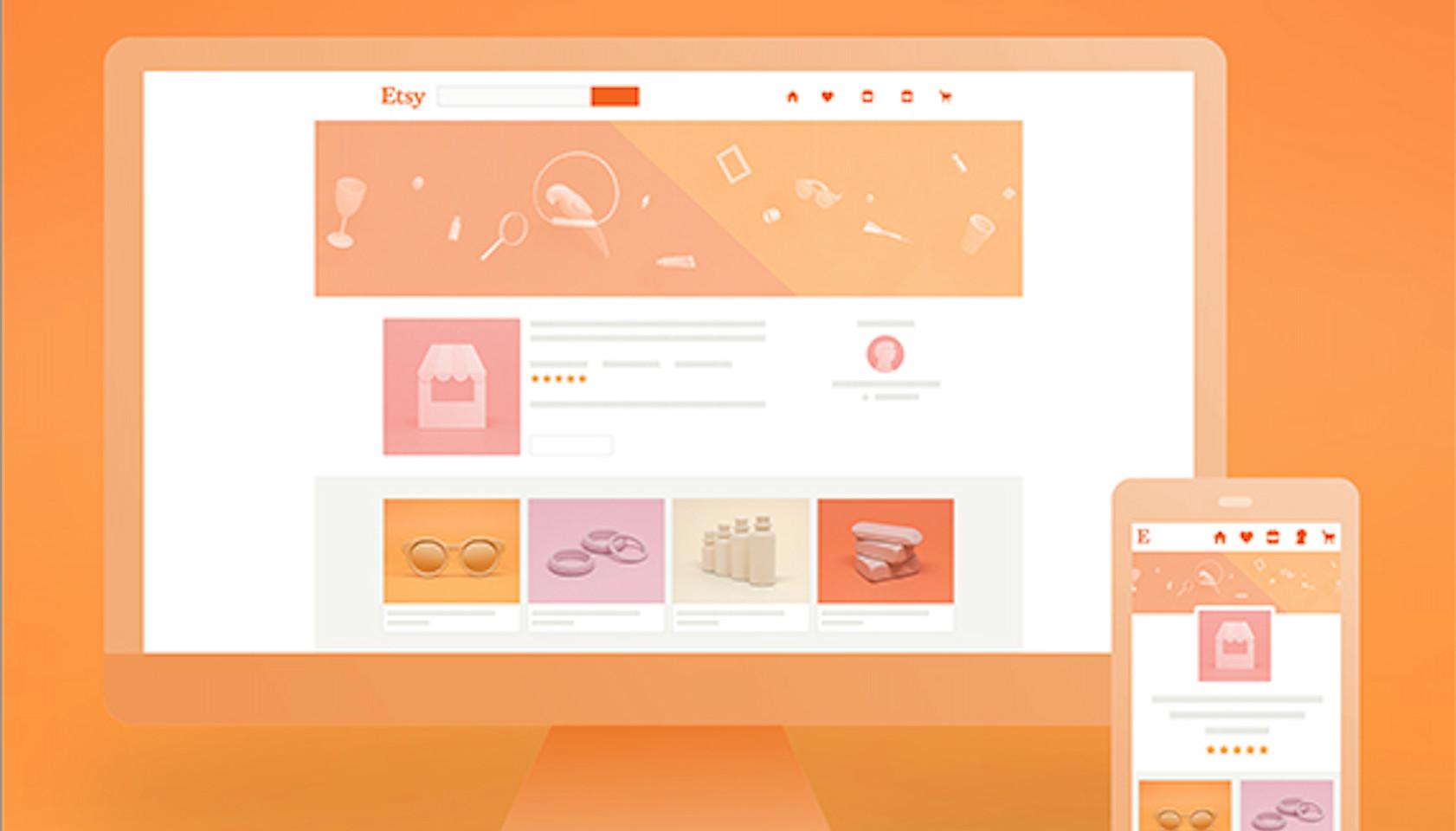 Diy Websitebuilder  Etsy launches Pattern a DIY websites builder Internet