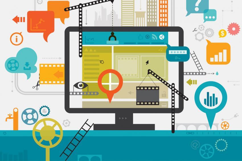 Diy Websitebuilder  New programming language automatically coordinates