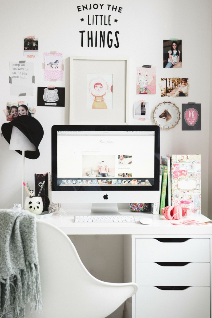 20 ideen f r diy zimmerdeko beste wohnkultur for Zimmer deko rosa